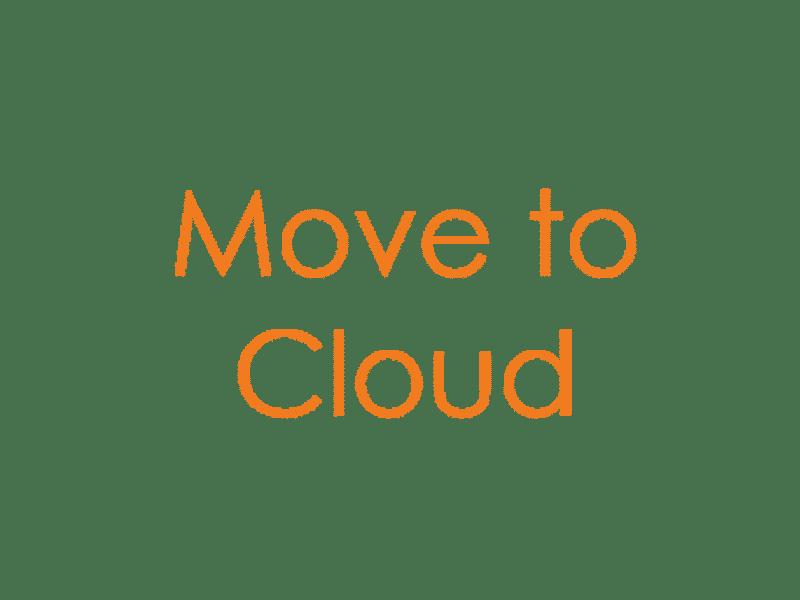 Cloud support, cloud hosting