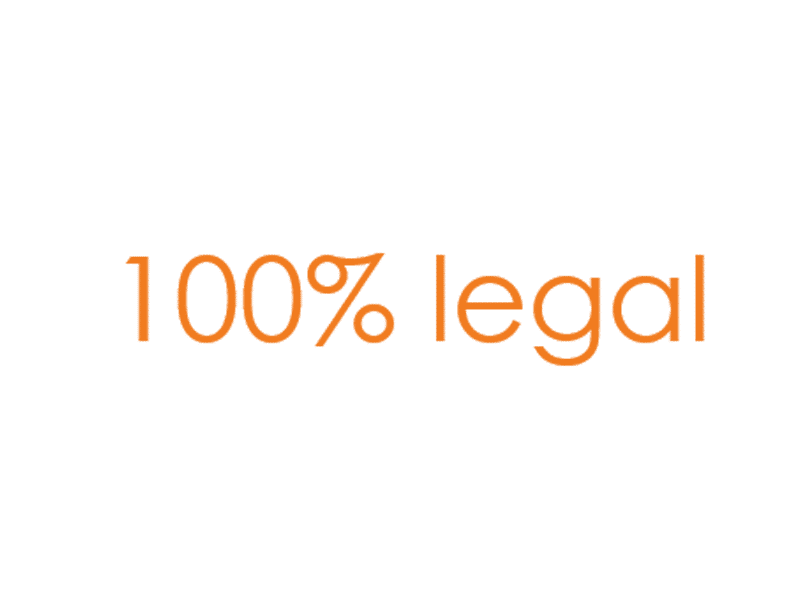 100% legal oracle support