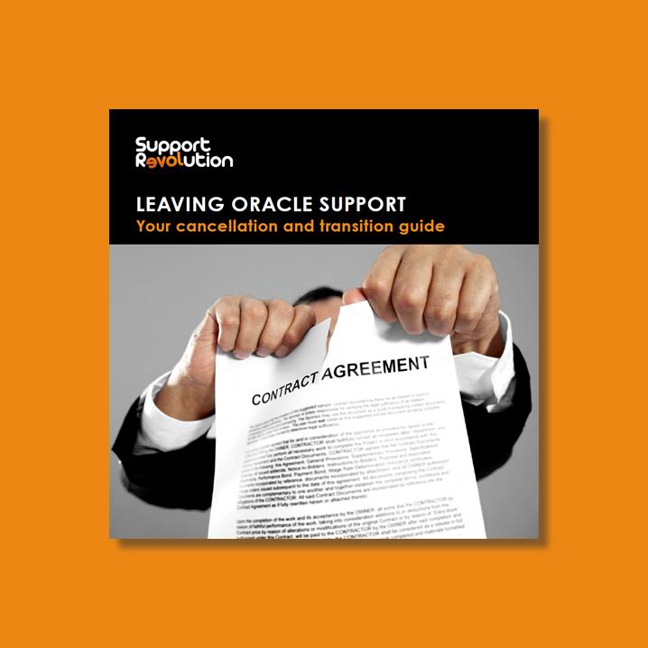 Leaving Oracle Whitepaper