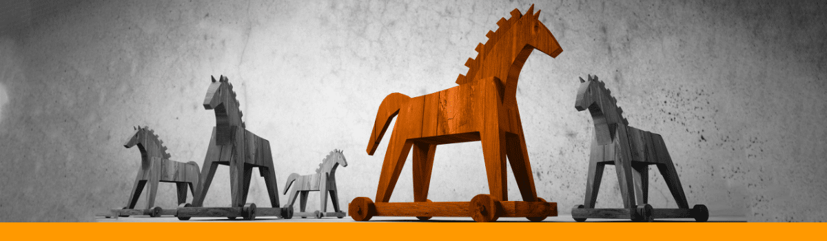 Oracle Market Driven Support Trojan horse